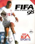 FIFA 98: Road to World Cup Windows Front Cover