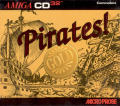 Pirates! Gold Amiga CD32 Front Cover