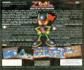 Zool Amiga CD32 Other Jewel Case - Back