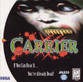 Carrier Dreamcast Front Cover