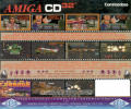 Total Carnage Amiga CD32 Back Cover