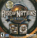 Rise of Nations: Gold Edition Windows Other Jewel Case - Front