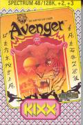 Avenger ZX Spectrum Front Cover