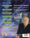 Who Wants to Be a Millionaire Windows Back Cover