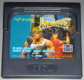 Streets of Rage Game Gear Media