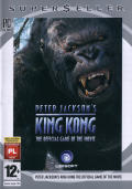 Peter Jackson's King Kong: The Official Game of the Movie Windows Other Keep Case - Front