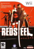 Red Steel Wii Front Cover