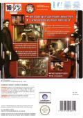 Red Steel Wii Back Cover