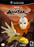 Avatar: The Last Airbender GameCube Front Cover