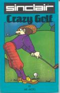 Crazy Golf ZX Spectrum Front Cover