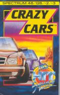 Crazy Cars ZX Spectrum Front Cover