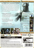The Elder Scrolls IV: Knights of the Nine Windows Back Cover
