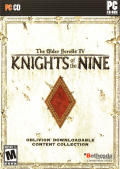 The Elder Scrolls IV: Knights of the Nine Windows Front Cover