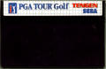 PGA Tour Golf SEGA Master System Media
