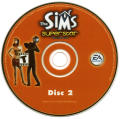 The Sims: Superstar Windows Media Disc 2/2