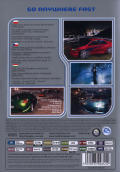Need for Speed Underground 2 Windows Back Cover