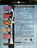 The Complete Ultima VII DOS Back Cover