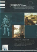 Tom Clancy's Ghost Recon: Advanced Warfighter Windows Inside Cover Left Flap