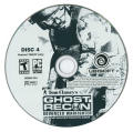 Tom Clancy's Ghost Recon: Advanced Warfighter Windows Media Disc 4