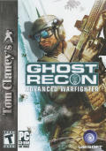 Tom Clancy's Ghost Recon: Advanced Warfighter Windows Other Keep Case - Front