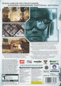 Tom Clancy's Ghost Recon: Advanced Warfighter Windows Other Keep Case - Back