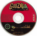 Godzilla: Destroy All Monsters Melee GameCube Media