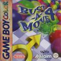 Bust-A-Move 4 Game Boy Color Front Cover