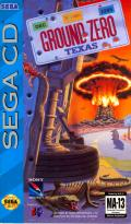 Ground Zero Texas SEGA CD Front Cover