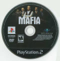 Mafia PlayStation 2 Media