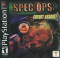 Spec Ops: Covert Assault PlayStation Front Cover