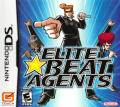 Elite Beat Agents Nintendo DS Front Cover