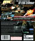 Full Auto 2: Battlelines PlayStation 3 Back Cover