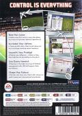 FIFA Manager 07 Windows Back Cover