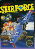 Star Force NES Front Cover