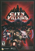 City of Villains Windows Front Cover