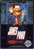 James Pond: Underwater Agent Genesis Front Cover