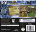 Age of Empires: The Age of Kings Nintendo DS Back Cover