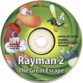 Rayman 2: The Great Escape Windows Media