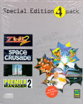Special Edition 4 Pack: Volume One DOS Front Cover