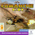 Comanche CD DOS Other Jewel Case - Front