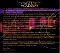 Star Trek: Starfleet Academy Windows Other CD Book - Inside Flap
