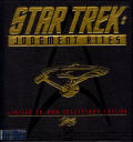 Star Trek: Judgment Rites (Limited CD-ROM Collector's Edition) DOS Front Cover