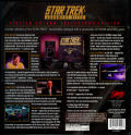 Star Trek: Judgment Rites (Limited CD-ROM Collector's Edition) DOS Back Cover