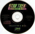 Star Trek: Judgment Rites (Limited CD-ROM Collector's Edition) DOS Media Collector's Disc
