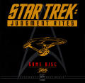 Star Trek: Judgment Rites (Limited CD-ROM Collector's Edition) DOS Other Game Disc Jewel Case - Front