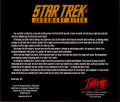 Star Trek: Judgment Rites (Limited CD-ROM Collector's Edition) DOS Other Game Disc Jewel Case - Inside