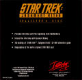 Star Trek: Judgment Rites (Limited CD-ROM Collector's Edition) DOS Other Collector's Disc Jewel Case - Inside