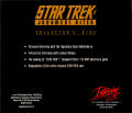 Star Trek: Judgment Rites (Limited CD-ROM Collector's Edition) DOS Other Collector's Disc Jewel Case - Back