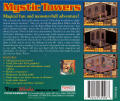 Mystic Towers DOS Back Cover