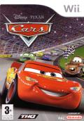 Disney•Pixar Cars Wii Front Cover